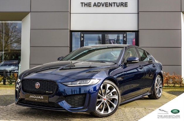 NEW Jaguar XE Den Bosch The Adventure